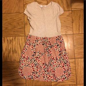 GAP Dresses - Adorable gap dress with heart pattern.